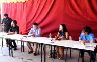 Vecinos de la parte alta de Río Hurtado organizaron exitoso debate con candidatos a la alcaldía
