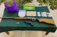 Con oportuno aviso de carabinero de franco logran detención de sujetos que transportaban sacos de marihuana