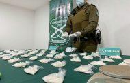 Traficantes operaban con sistema de Delivery: incautan 4. 350 dosis de pasta base