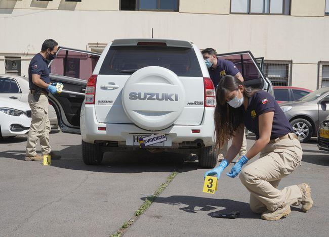 Como en la televisión: PDI especializa a detectives para la recolección de evidencias
