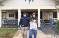 Detienen a sujeto acusado de atemorizar con armas a vecinos de El Palqui
