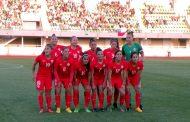 """De cuando las """"históricas"""" de la Roja Femenina inauguraron el estadio Diaguitas"""