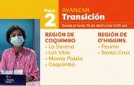 ULTIMA HORA: Comuna de Monte Patria avanza a Fase de Transición