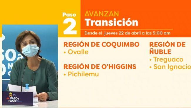 ULTIMA HORA:  Comuna de Ovalle abandonará la Cuarentena