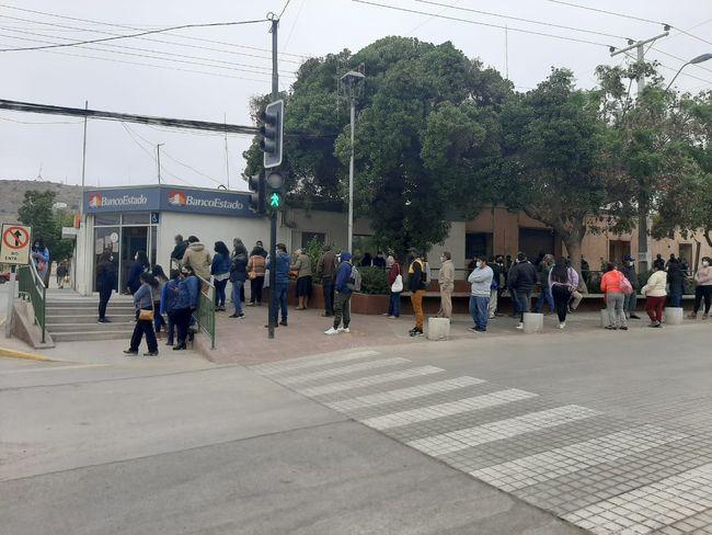 Preocupación por alta movilidad en Monte Patria tras el retorno a la fase de Transición
