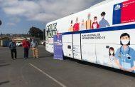 Moderno bus reforzará Búsqueda Activa de casos de Covid-19