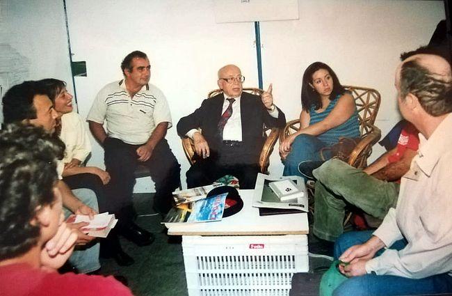 Gonzalo Rojas: el gran poeta con raíces en Ovalle
