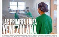 Medio nacional destaca la presencia de médicos venezolanos en el Hospital de Ovalle