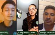 La tristeza del PF  de Club Social y Deportivo Ovalle al anunciar su partida