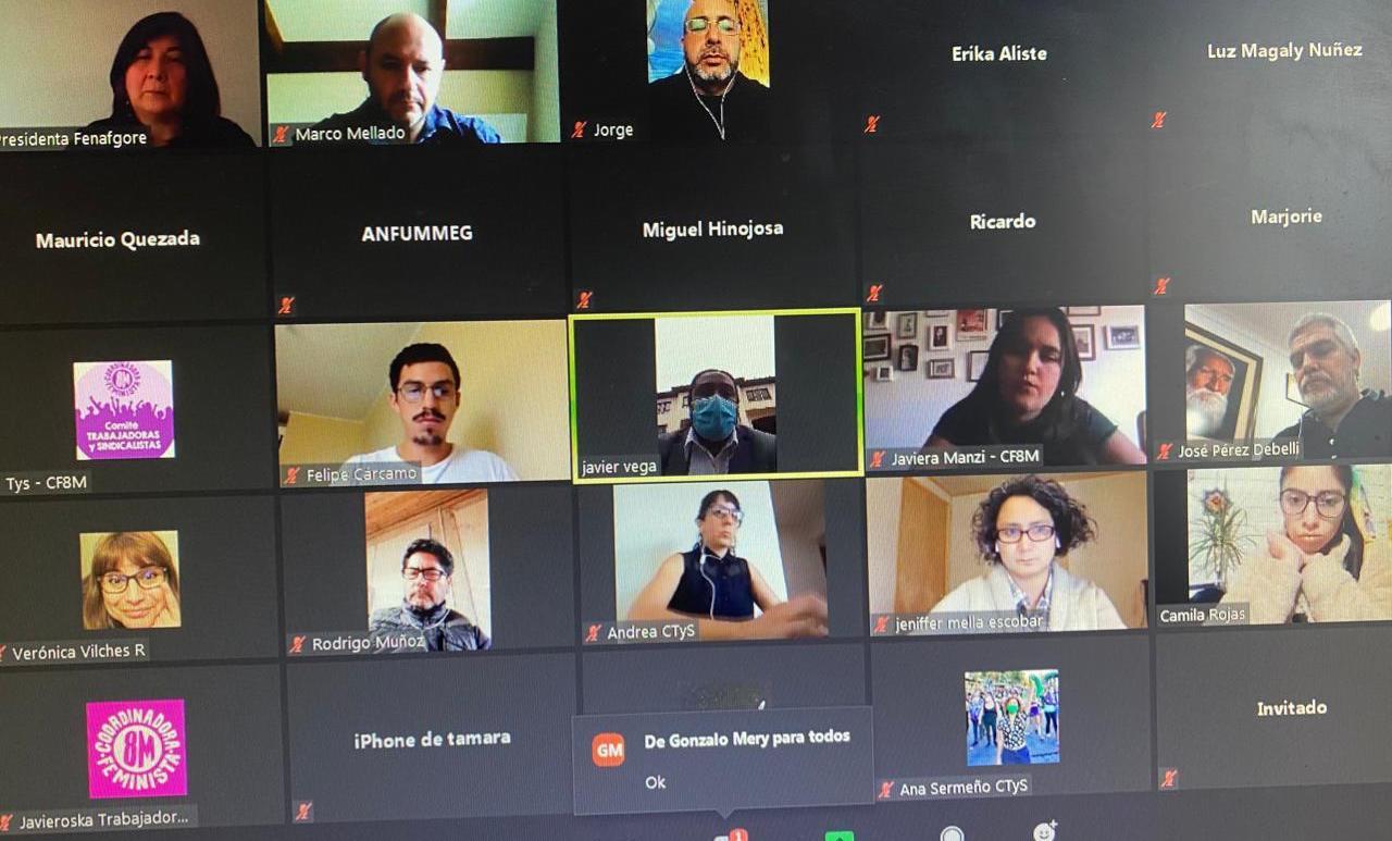 Denuncian persecución política y laboral en el GORE de Coquimbo