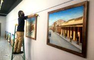 El artista Augusto Salazar rescata la identidad territorial de Ovalle en su nueva exposición pictórica