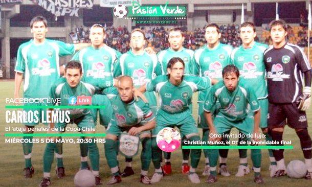 Revelarán anécdotas desconocidas de la exitosa campaña de Deportes Ovalle en Copa Chile