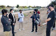 Municipio trabaja en el futuro Skate Park de Ovalle