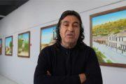 """Hasta el viernes 28 estará a disposición del público exposición del artista Augusto Salazar """"Sanka""""."""