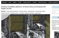 """Página cultural destaca la riqueza testimonial del Libro """"Cordillera Adentro"""""""
