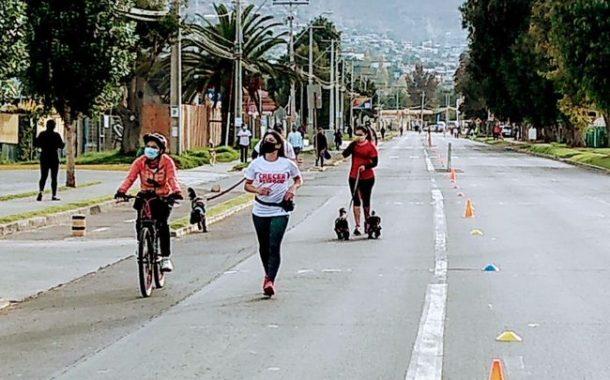 ¿Qué se puede hacer en el ámbito deportivo en una comuna en Cuarentena?