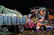 De Ovalle son tripulantes de camión fallecidos en colisión frontal en el norte
