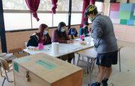 Escasa concurrencia de sufragantes a locales de votación en la comuna de Ovalle